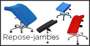 repose2 Fabricant n°1 français de sièges ergonomiques