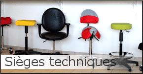 sièges-techniques Fabricant n°1 français de sièges ergonomiques