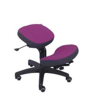 Assis à genoux BRON avec assise inclinable de KHOL
