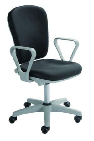 Siège de travail ergonomique CLOE de KHOL avec carénage intégral
