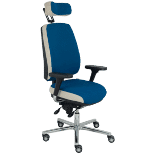 Fauteuil NORFOLK MEDIUM asynchrone CP+T de KHOL