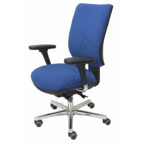 xenia Siège de travail XENIA 510 assise confortable et haut dossier