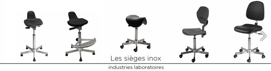 sieges-inox Fabricant n°1 français de sièges ergonomiques