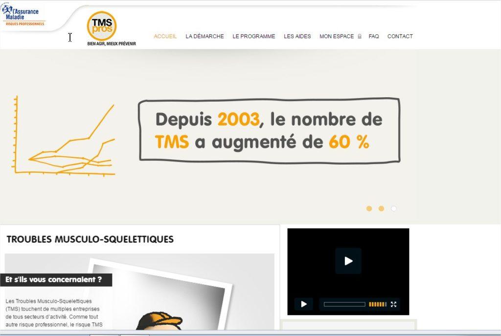 TMSpros.fr_-1024x688 Santé au travail :  L'assurance maladie accorde des aides financières aux PME pour prévenir les TMS