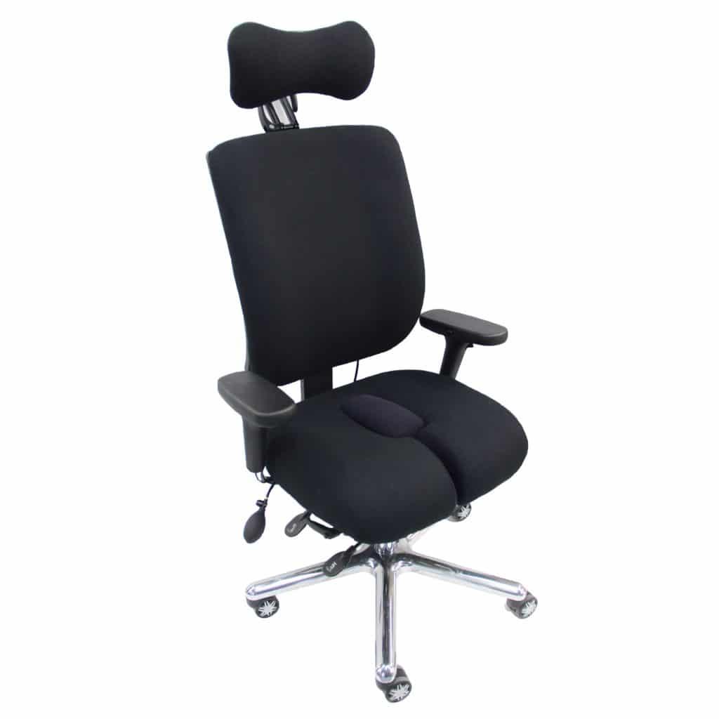fauteuil pour soulager le coccys