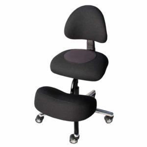 assis-genoux ergonomique