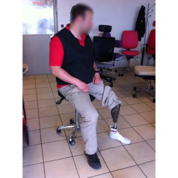 Aure-II_essai-3-e1469529246269-350x350 Une conception et création SIEGES KHOL : l'assis debout sur mesure qui change la vie d'un soldat amputé de guerre