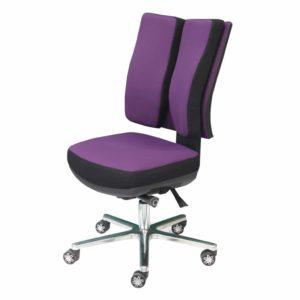 EVAFLEX-noir-et-prune-e1469527820696-300x300 La vie professionnelle de Corinne F. a changé du tout au tout avec le fauteuil KHOL EVAFLEX