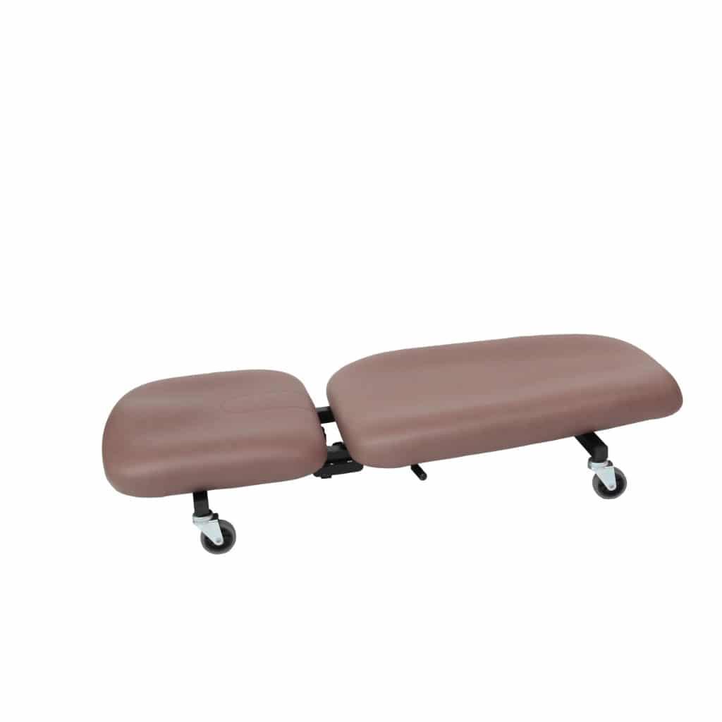 Chariot de garagiste ergonomique SKARA de KHOL pour travaux en position assise et assis-couchée