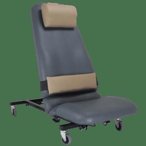 Planche ergonomique SKARA de KHOL pour travailler en position assise ou assis-couché.