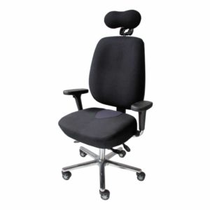 Le fauteuil de bureau ergonomique PERINEOS 5 est une innovation KHOL Made in France