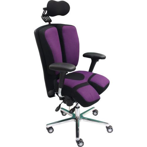 Fauteuil-ergonomique-PERINEOS-7-innovation-KHOL-500x500 PERINEOS 7 avec libération de la colonne et 2 appui-jambes dans la continuité de l'assise