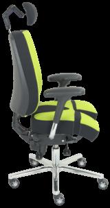 PERINEOS-8-noir-et-vert-7011-IMG_2267-recadrée-160x300 Un fauteuil confortable certes, mais qui flatte le regard !