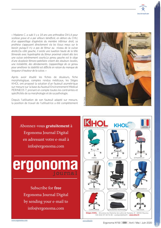 Sans-titre2 Etude d'un cas pratique à partir d'un fauteuil PERINEOS 7 adapté, asymétrique, réalisé sur mesure